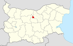 Suhindol Municipality within Bulgaria and Veliko Tarnovo Province.