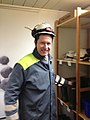Suiting up for the LKAB mine in Kiruna (6795122437).jpg