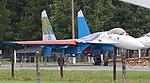 Sukhoi Su-27P '08 blue' (37203528770).jpg