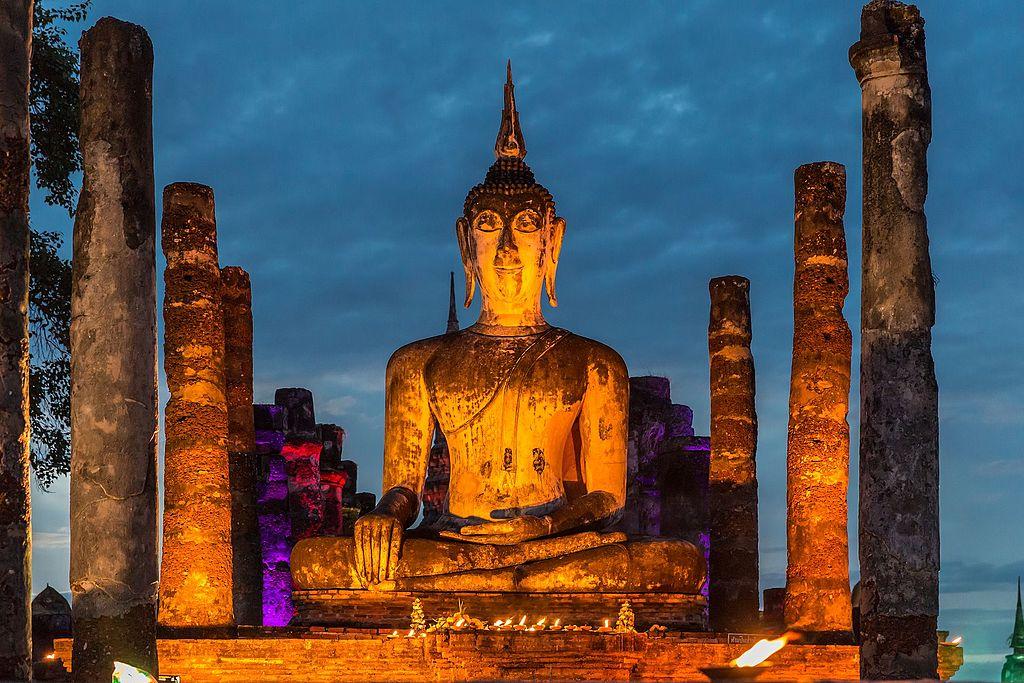 Sukhothai Historical Park Wat Mahathat 02