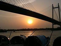Sunset at Princep Ghat.jpg