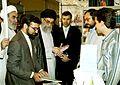 Supreme Leader of Iran - visit Eleventh Tehran International Book Fair (7).jpg