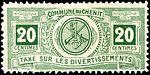 Switzerland Le Chenit revenue 20c - 2.jpg