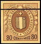 Switzerland Neuchâtel 1879 revenue S 80c - S5.jpg