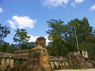 North Turramurra - Image: Sydney's Sphinx panoramio
