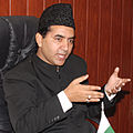 Syed ali raza in politician.JPG
