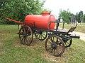 Szőc, régi tűzoltókocsi.jpg