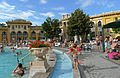Szechenyi Baths and Pool Budapest 9.JPG