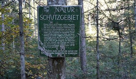 Türkenmoos Naturschutzgebiet, Bezirk Sankt Veit an der Glan, Kärnten, Österreich.jpg