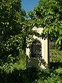 Třebějice - výklenková kaplička 1844.jpg