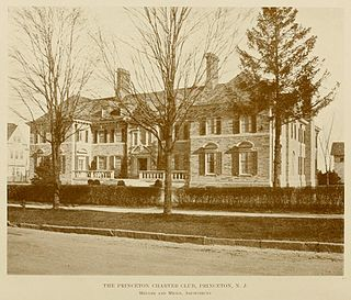 Princeton Charter Club United States historic place