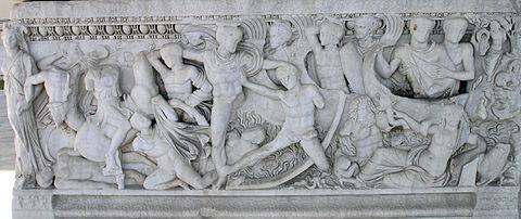 Ο Τρωικός πόλεμος ήταν η αντίδραση των Αχαιών στην εμπορική κα συνάμα οικονομική εξάπλωση των εχθρών τους Τρώων.