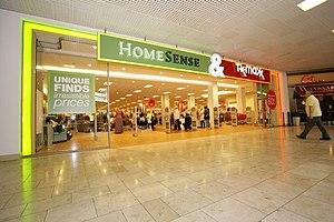 HomeSense - Image: TK Maxx Homesensemetro