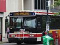 TTC bus on The Esplanade, 2015 08 08 (3) (19782973234).jpg
