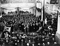 Tag von Potsdam, Rede Hitler in Garnisonkirche - LoC 3c06471v.jpg