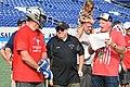 Tailgate Bayhawks Game Navy Marine Corps Memorial Stadium (29150417038).jpg