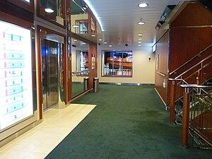 MS Baltic Queen - Deck 5.