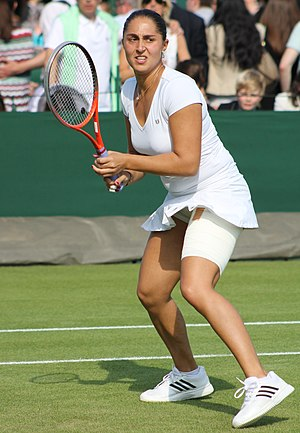 Tamira Paszek - Paszek at the 2013 Wimbledon Championships