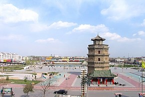 Tang tower of Yuncheng.jpg