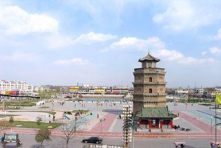 Хэцзэ,  Shandong Sheng, Китай