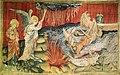 Tapisserie de l'Apocalypse - 2nd trumpet.jpg