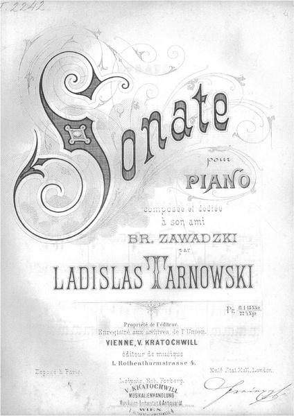 File:Tarnowski - Sonate pour Piano ded. son ami Br. Zawadzki.pdf