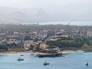 Tarrafal, Cape Verde Settlement in Santiago, Cape Verde