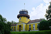 Early 19th century observatory building.