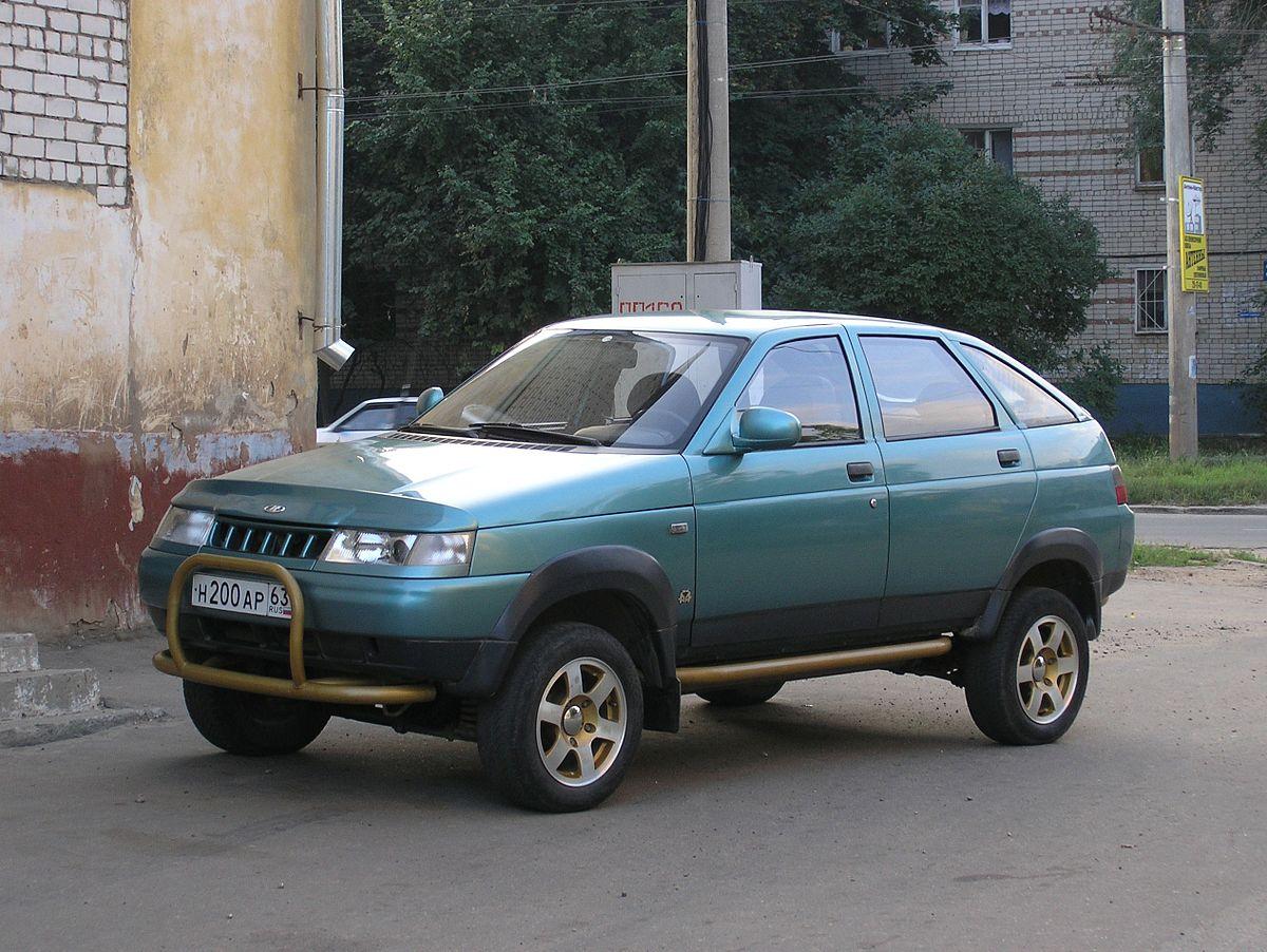 Автомобиль Лада Тарзан фото цена характеристики