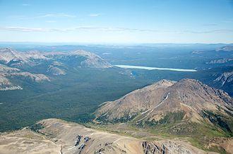 Taseko Lakes - Image: Taseko Lakes