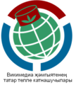 Tatar Wikimedia Community User Group tt globe top ring tilted.png