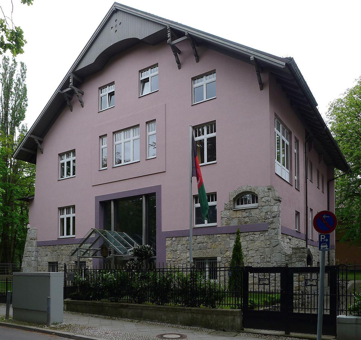 Konsulat Afghanistan