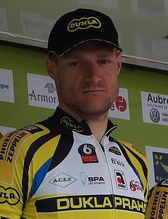 Alois KaňkovskýCzech cyclist