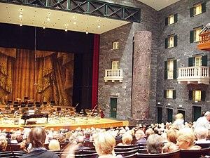 Teatro Carlo Felice - Interior