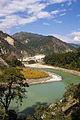 Teesta River View From Sikkim.jpg