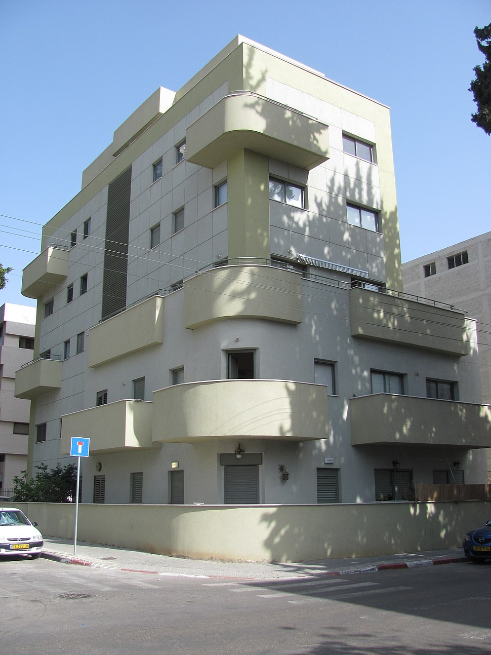 Tel Aviv Montefiore Renovation