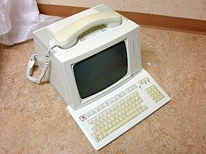 Modem - TeleGuide terminal
