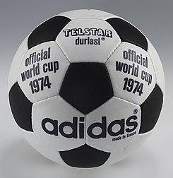 Más que nada Planta Fuera de borda  Adidas Telstar Durlast - Wikipedia, la enciclopedia libre