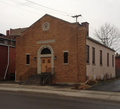 Temple Beth El, Land-marked Jewish Synagogue, Hornell NY.png