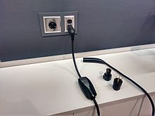 Tesla Universal Mobile Connector Umc Nema 5 15 Adapter Plugged In Wall Ac Socket 14 50 And Sae J1772 To Tsl02 Charging