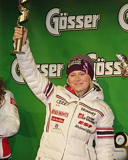 Tessa Worley Semmering 2010