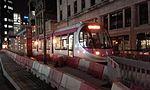 Test tram at Bull Street - 2015-12-01.jpg