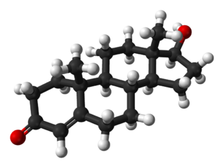 Testosteron är en typ av steroid.