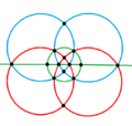 Tetrakis hexahedron stereographic D2-3color.png