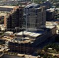 Texas Capital Bank Building under construction.JPG