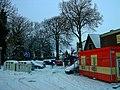 Texel - Den Burg - Parkstraat - View NNW on Burgwal.jpg