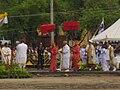 Thai Royal Ploughing Ceremony 2009 - Phraya Raek Na & Brahmins.jpg