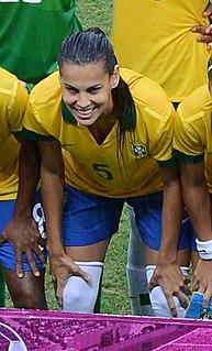 Thaisa Brazilian association football player