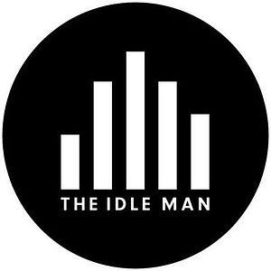 The Idle Man - Image: The Idle Man Logo