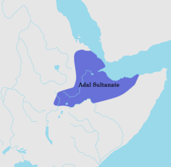 Adal Sultanate - Wikipedia